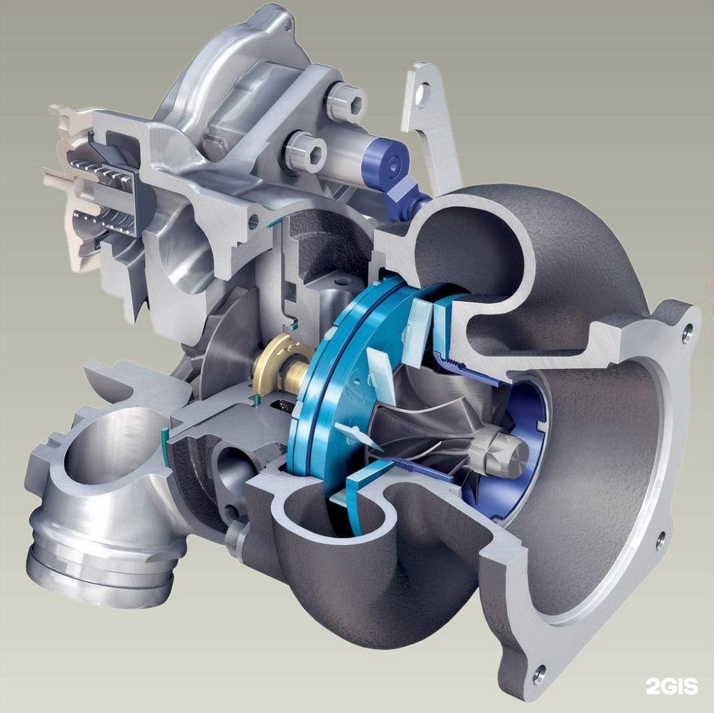 Турбина для бензинового двигателя своими руками