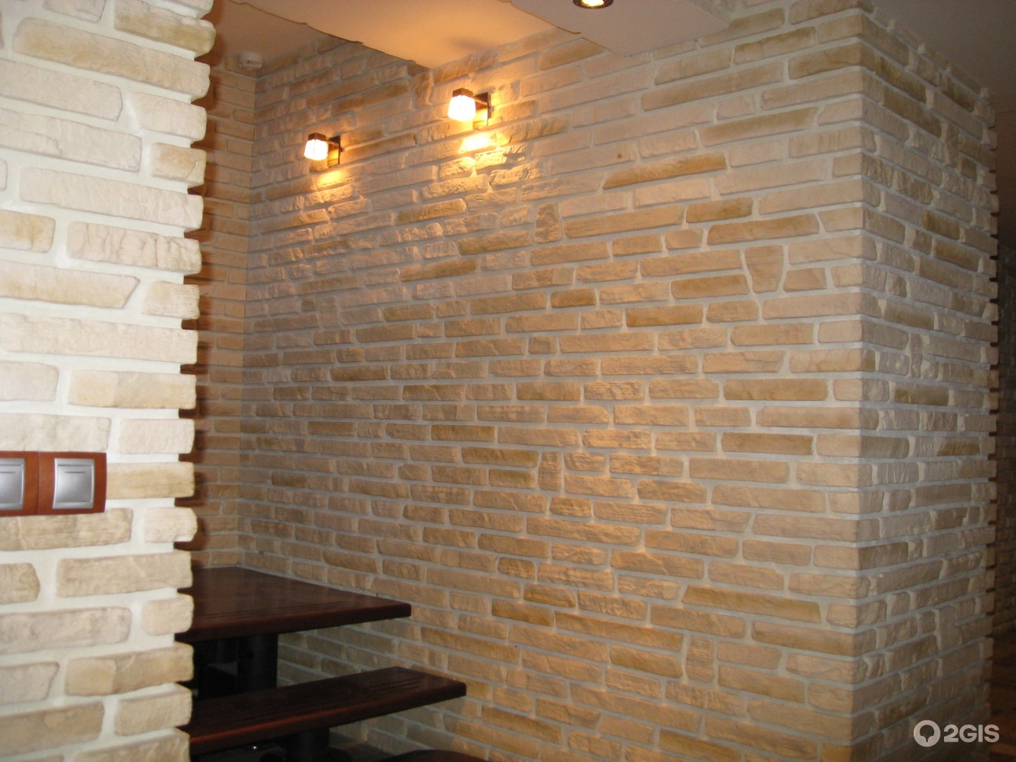 Decorative wall decoration for brick - home decoration.