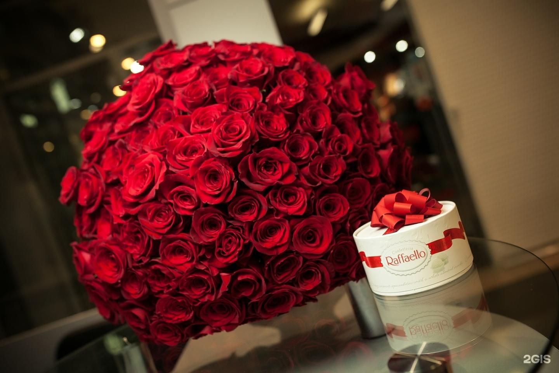 Фото подарок роз с рукой