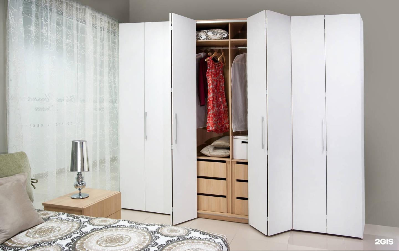 Шкаф своими руками с дверями гармошка