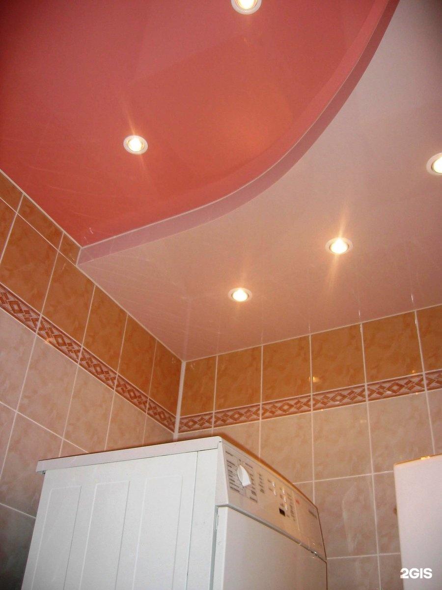 Ремонт в туалете потолка своими руками фото