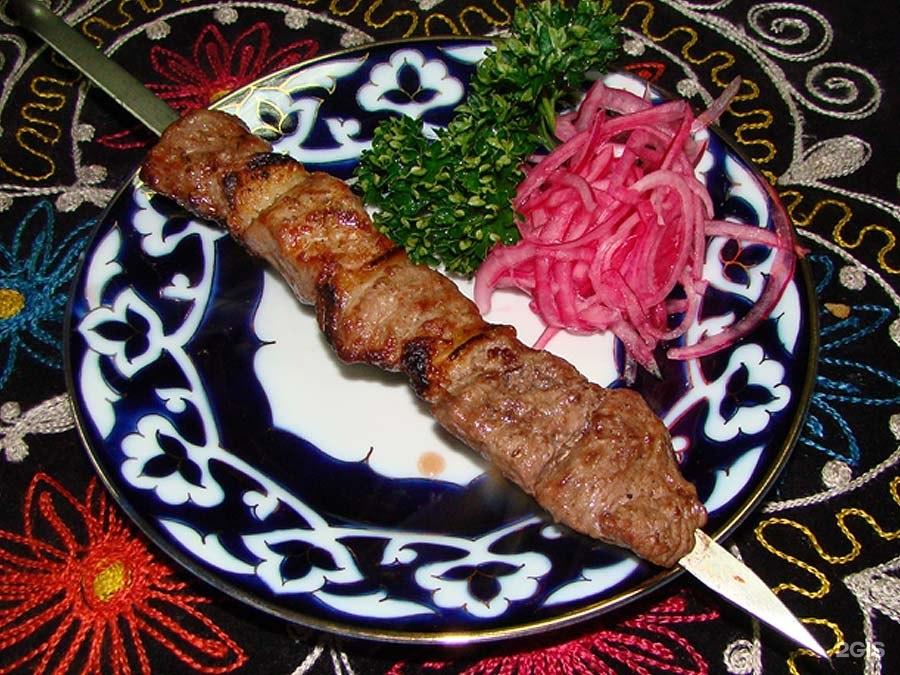 Как сделать кебаб из баранины