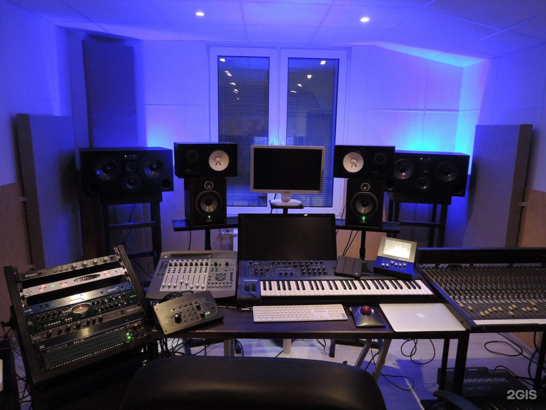Студия записи в домашних условиях