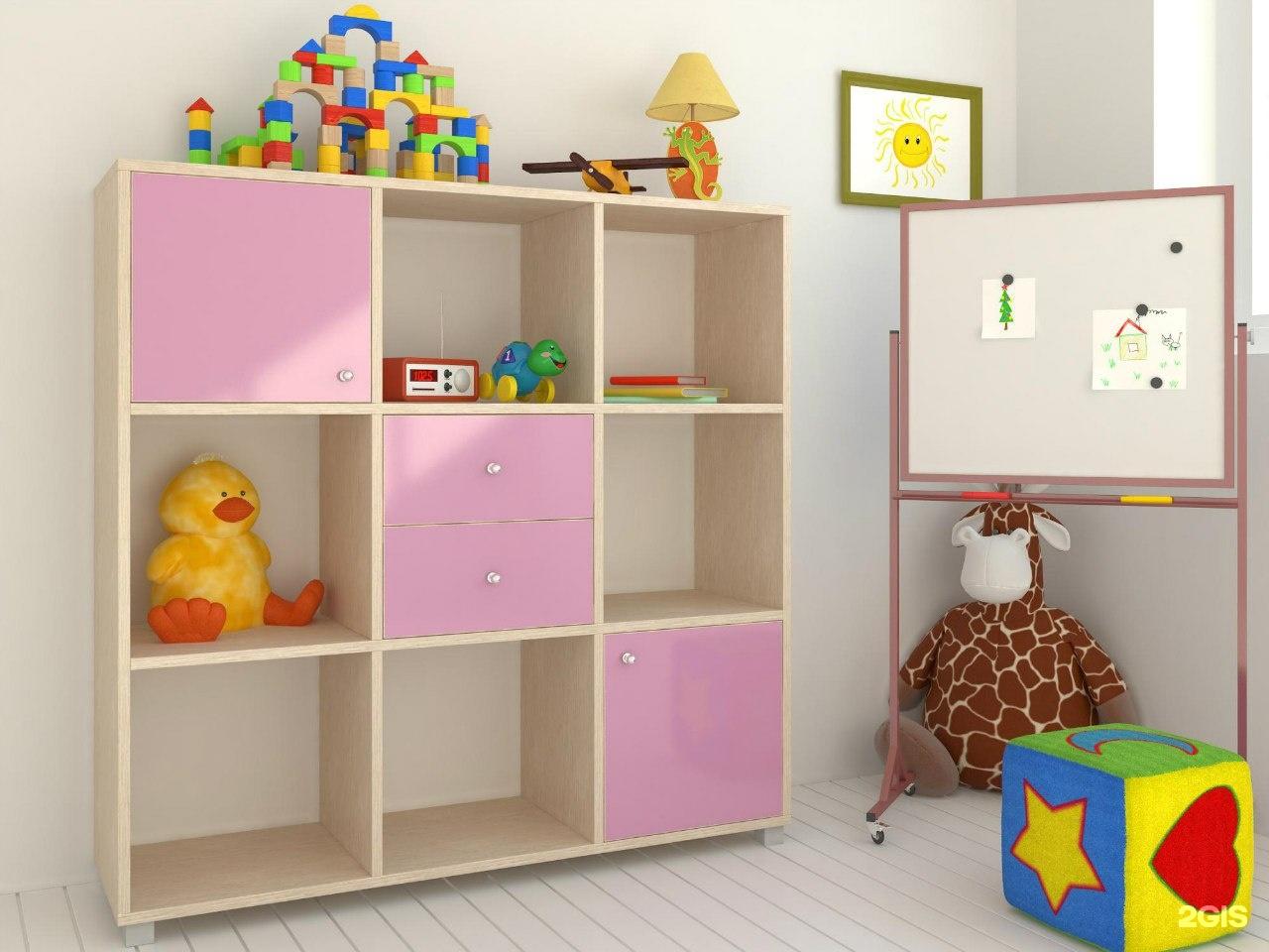 Шкафы своими руками детские