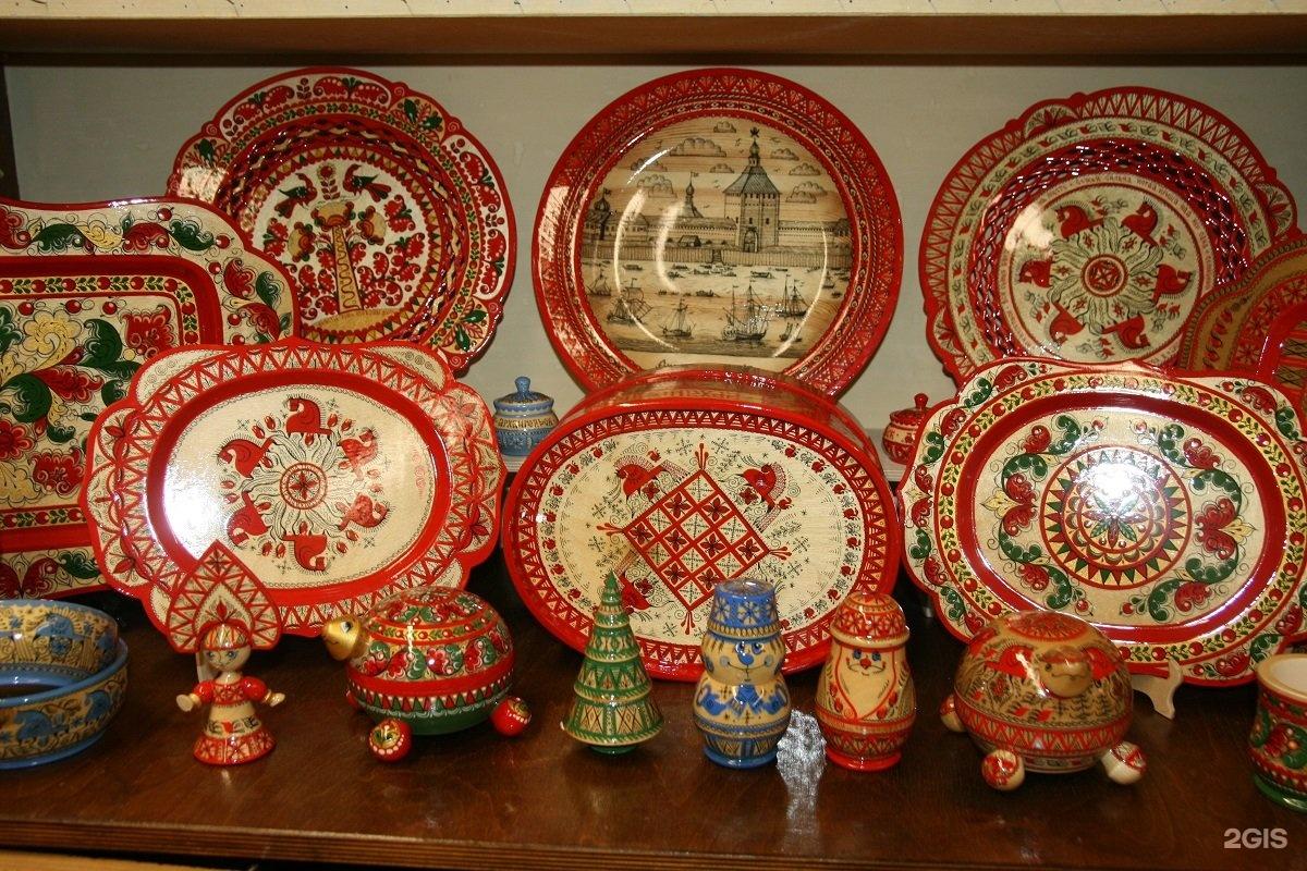 Архангельск подарки и сувениры 35
