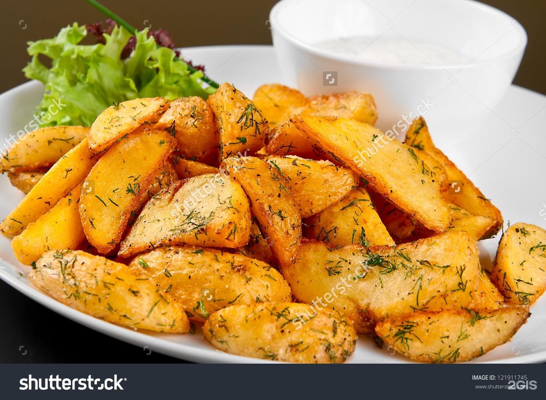 Картофель на второе рецепты