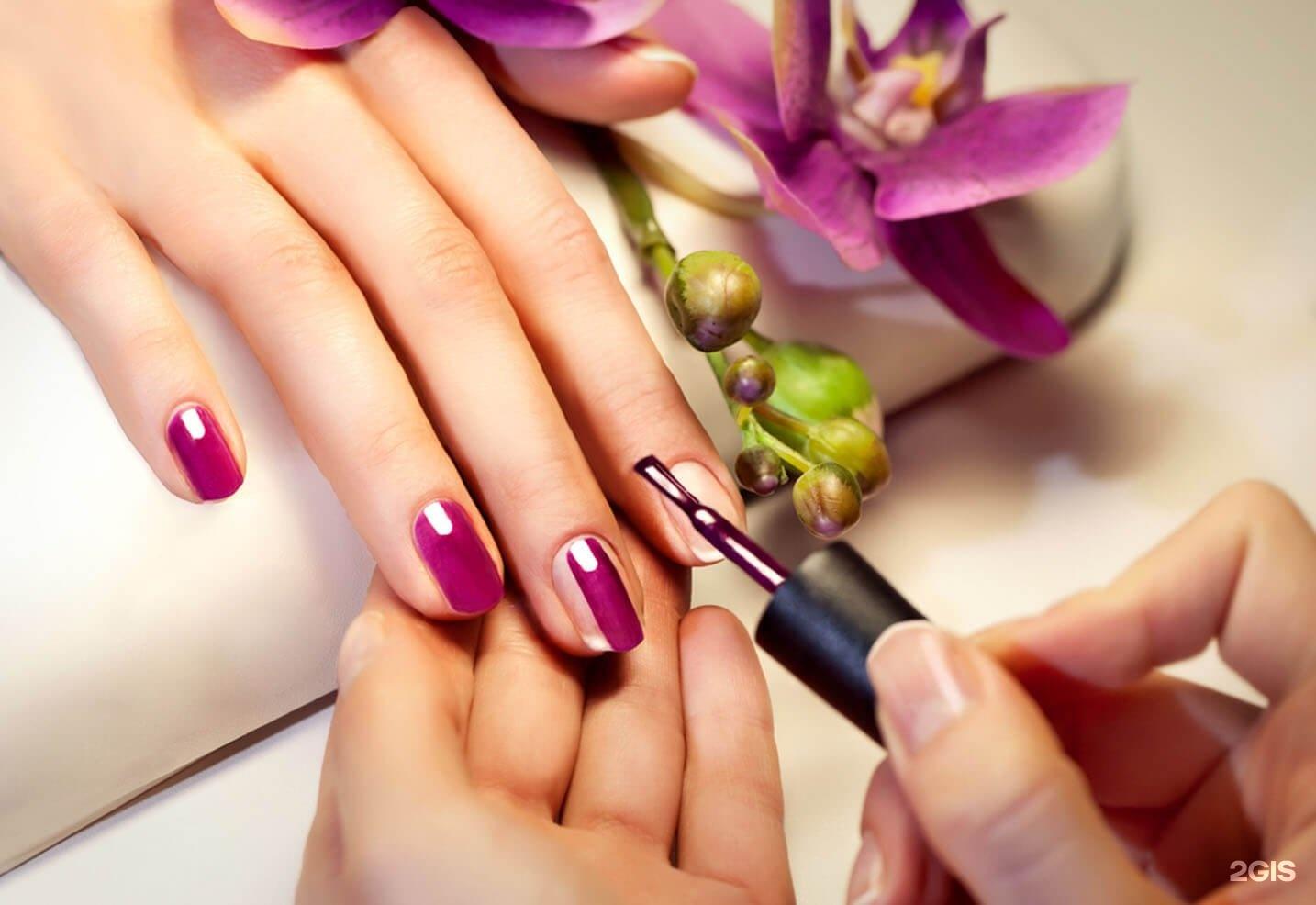 Курсы в курске по наращиванию ногтей
