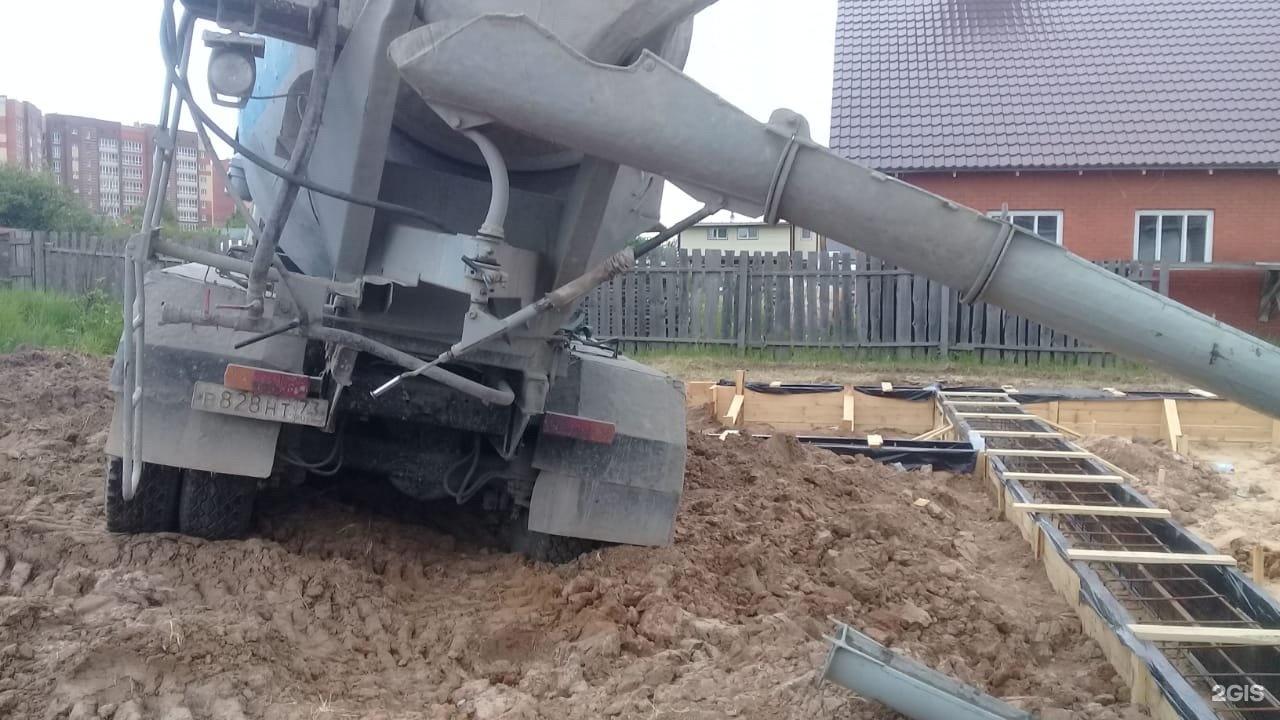 Бетон тарханово смета строительства домов из керамзитобетона