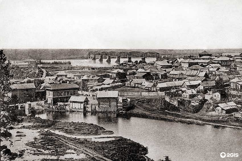 Картинки старого новосибирска