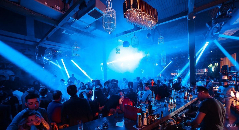 ночной клуб с бишкек