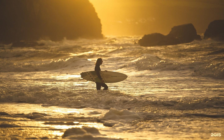 серфинг закат волны загрузить