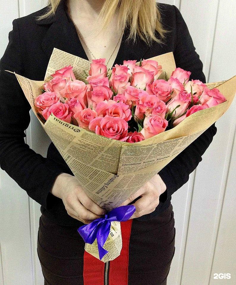 Цветов, акция на букеты цветов челябинск