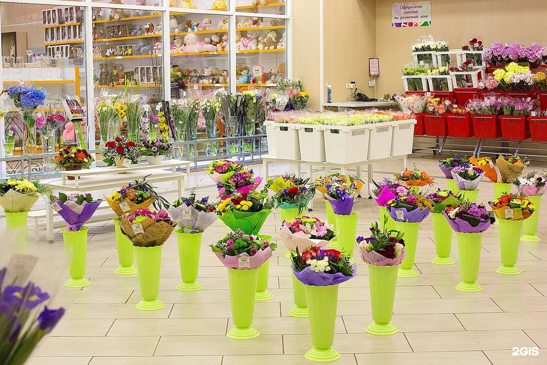 Где можно в казани купить цветы, цветов
