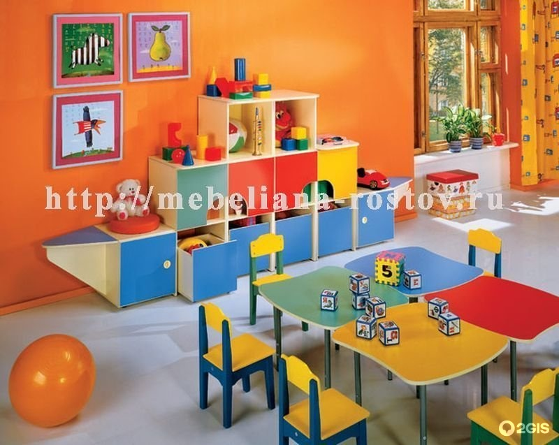 Мебель для детских садов , фото. цена - 650.00 руб., екатери.