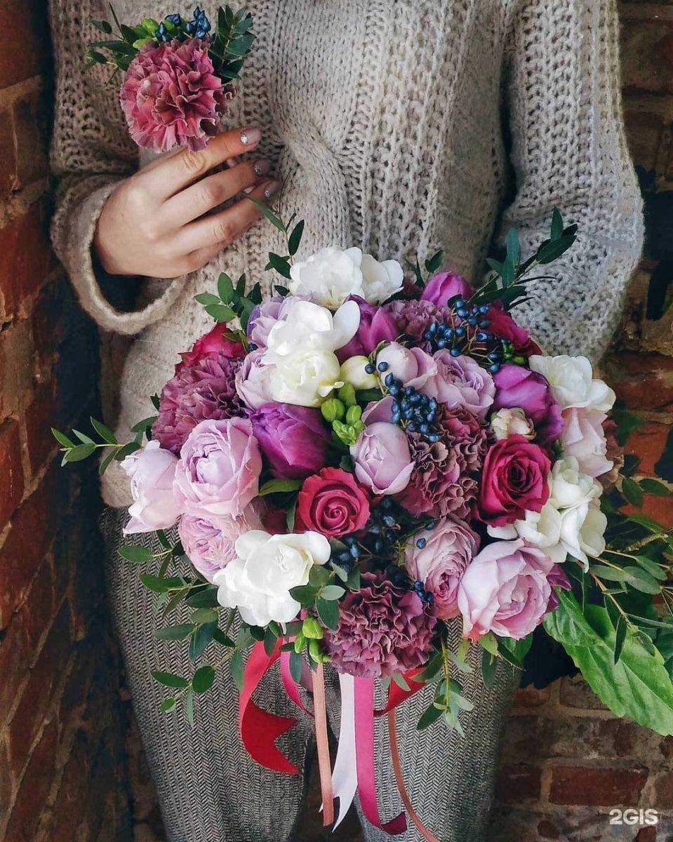 Букет для невесты красноярск, цветов доставкой