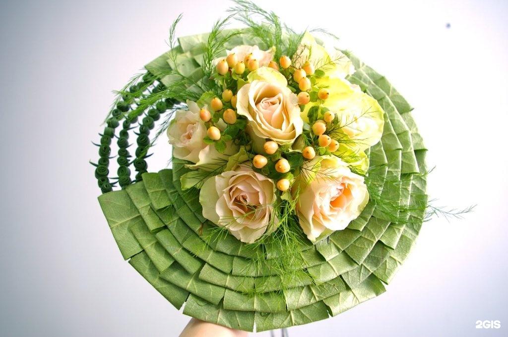 Дизайн и оформление букетов цветов своими руками